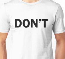 DON'T SCHITT'S CREEK DAVID Unisex T-Shirt
