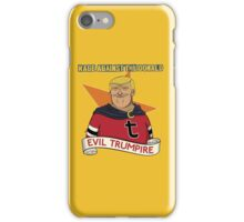 Rage Against The Donald iPhone Case/Skin