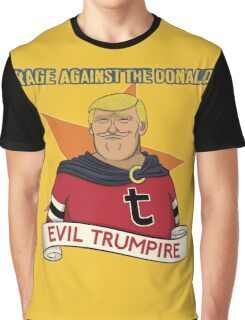 Rage Against The Donald Graphic T-Shirt