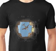 Airbus A 320 perfect timing Unisex T-Shirt