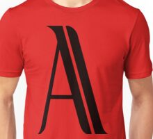 Segmented A Unisex T-Shirt