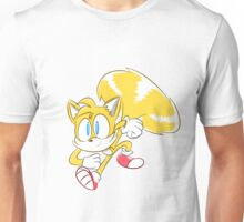 Sonic 25th: Tails the Fox Unisex T-Shirt