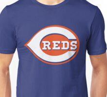 Cincinnati REDS Blue Skyline Chili Unisex T-Shirt