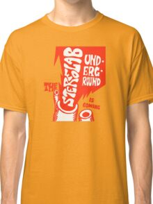 Stereolab- The Underground Is Coming Classic T-Shirt