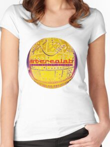 Stereolab - Mars Audiac Quintet Women's Fitted Scoop T-Shirt