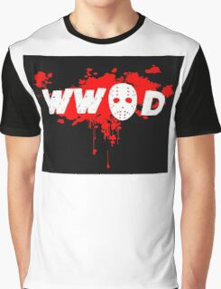 what would jason do Graphic T-Shirt