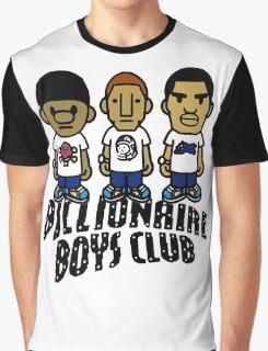BBC BILLIONAIRE BOYS CLUB BAPE Graphic T-Shirt