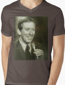 Andy Williams by MB Mens V-Neck T-Shirt