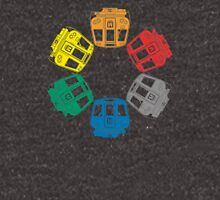 DC Metro Cars Unisex T-Shirt