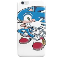 Sonic the Athlete iPhone Case/Skin