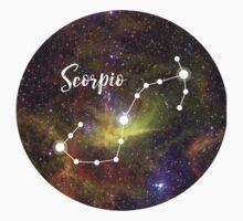 Scorpio Zodiac Sign, October 23 - November 21 One Piece - Short Sleeve
