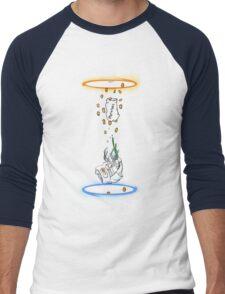 Portatoes. Men's Baseball ¾ T-Shirt
