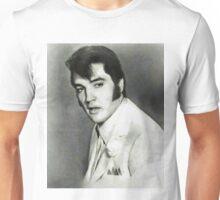 Elvis Presley by MB Unisex T-Shirt