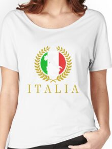 Italia Classico Women's Relaxed Fit T-Shirt