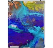 Psychedelic Seascape iPad Case/Skin