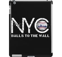 nyc baseball iPad Case/Skin