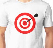 Dartsboard Unisex T-Shirt