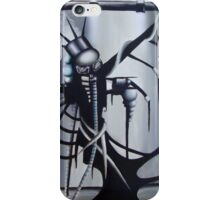 A Great Oil Disaster on Canvas iPhone Case/Skin