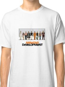 arrested development lineup Classic T-Shirt