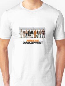 arrested development lineup T-Shirt