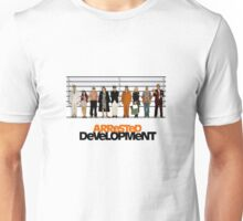 arrested development lineup Unisex T-Shirt
