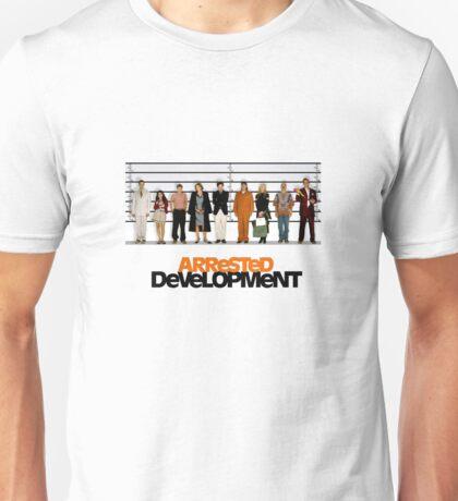 arrested development lineup Unisex T-Shirt