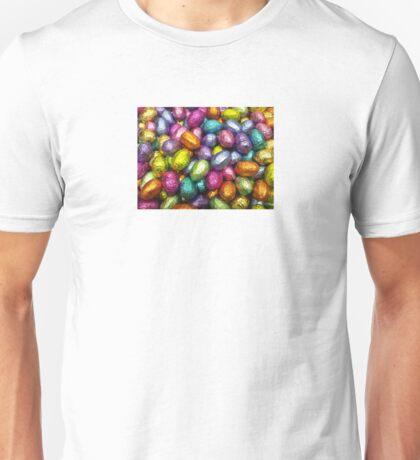 Chocolate Easter Eggs! Unisex T-Shirt