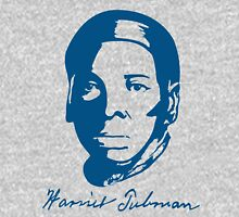 Harriet Tubman T-shirt with Real Signature Women's Relaxed Fit T-Shirt