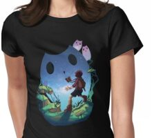 Owl Theory Womens Fitted T-Shirt