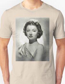 Myrna Loy by MB T-Shirt