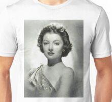 Myrna Loy by MB Unisex T-Shirt