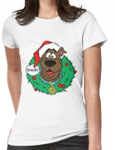 scooby doo Womens Fitted T-Shirt