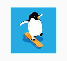 Skateboarding Penguin Unisex T-Shirt