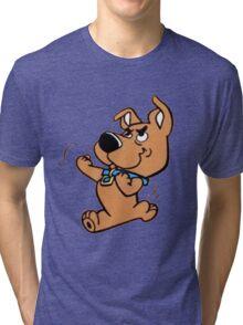 scooby doo Tri-blend T-Shirt