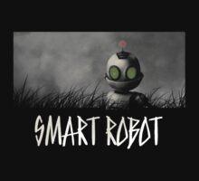 Smart robot -bad robot - rachet & clank One Piece - Short Sleeve