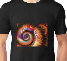 Ardent Spirals Unisex T-Shirt