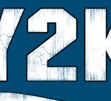 Y2K Survivor Sticker