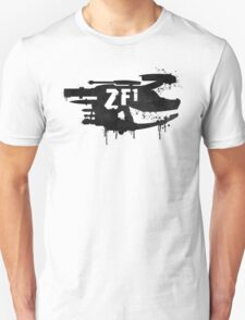 ZF1 Black T-Shirt