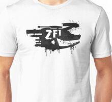 ZF1 Black Unisex T-Shirt