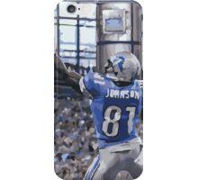 Calvin Johnson  iPhone Case/Skin