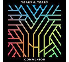 Years and Years - Communion Photographic Print