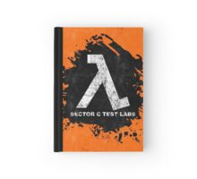 Sector C Hardcover Journal