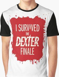 survived the dexter finale Graphic T-Shirt
