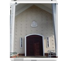 Our Lady of the Rosary Church iPad Case/Skin