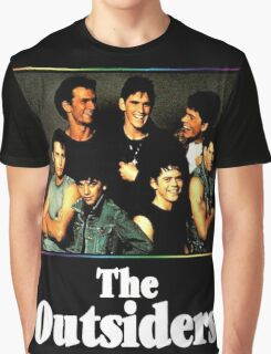 The Outsiders Movie Graphic T-Shirt