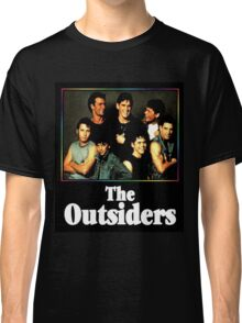 The Outsiders Movie Classic T-Shirt