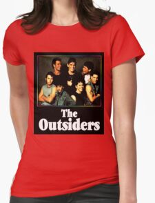 The Outsiders Movie Womens Fitted T-Shirt