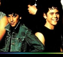 The Outsiders Movie Sticker