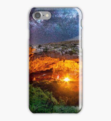 Ghajn Tuta Cave Malta iPhone Case/Skin