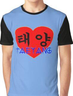 ♥♫I Love Taeyang-Fabulous K-Pop Clothes & Phone/iPad/Laptop/MackBook Cases/Skins & Bags & Home Decor & Stationary & Mugs♪♥ Graphic T-Shirt